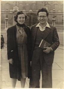 Chanie Rosenberg and Tony Cliff