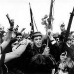 Portugese revolution, 1974