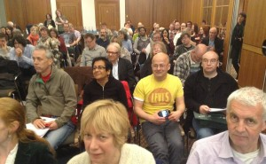 The first national Left Unity meeting last Saturday