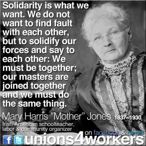 solidarity mother jones