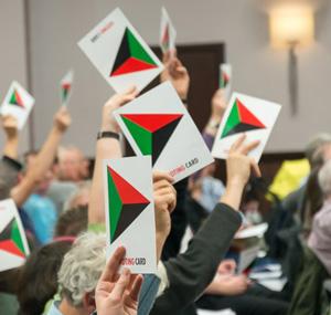 Left Unity conference, 15-16 Nov