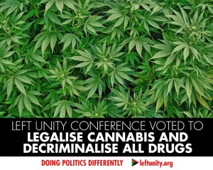 Why Left Unity passed a policy in favour of decriminalising all drugs
