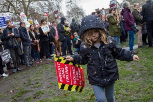 young girl stop trump (1)