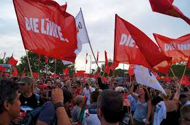 Die Linke fights the far right